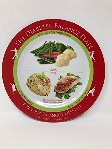 The Diabetes Balance Plate - For Portion Control and Diabetes Managment (1)