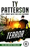 Terror: A Covert-Ops Suspense Action Novel (Zeb Carter Thrillers Book 4)