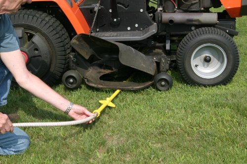 Riding Mower Deck Washer - Deck Clean