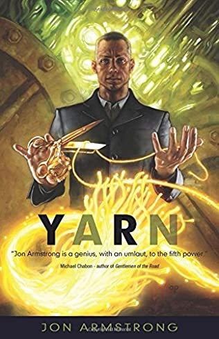 book cover of Yarn