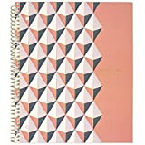 Five Star Spiral Notebook, 1 Subject, College Ruled Paper, 100 Sheets