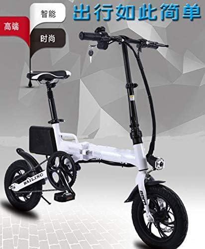 SHIJING Eléctrica Cubierta de Bicicleta de Adulto Scooter de ...