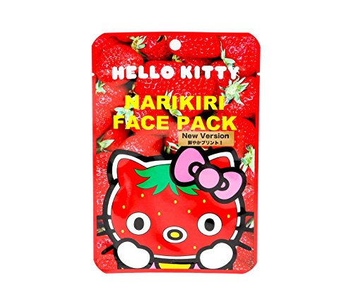 Strawberry Mask For Face - 9
