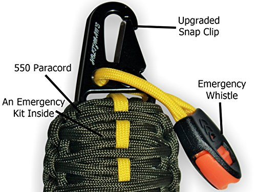 Holtzmans-Gorilla-Egg-550-Paracord-Grenade-Emergency-Kit-Your-Survival-Pack-Has-an-Upgraded-Military-Grade-Carabiner-Snap-Hook-Is-Stuffed-with-18-Tools-Green-and-Yellow