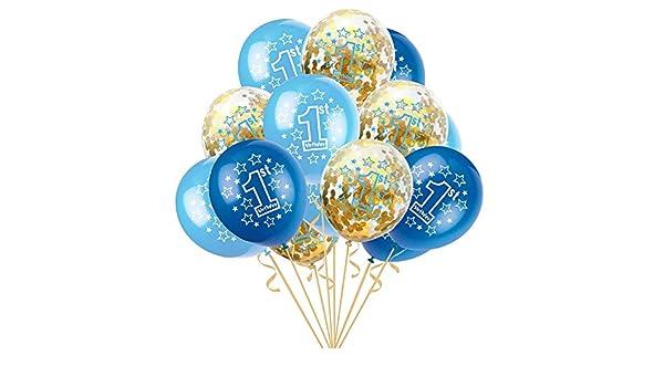 jingyuu balón para bebé cumpleaños Fiesta Globo Látex balón con ...