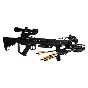 Southern Crossbow Risen XT 350 Crossbow Kit, Black