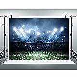 Maijoeyy 7x5ft Photography Backdrops Sports Backdrop Football Arena Field Backdrop for Studio Prop Photo Background Photography Props 358324187