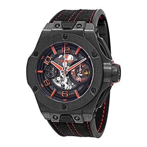 Hublot Big Bang Unico Ferrari Chronograph Automatic Men's Watch 402.QU.0113.WR ()