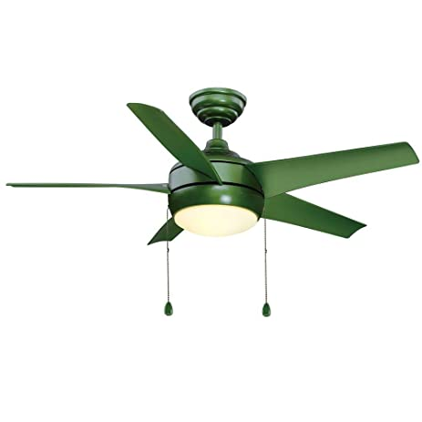 Hampton bay windward 44 in green ceiling fan amazon hampton bay windward 44 in green ceiling fan aloadofball Choice Image