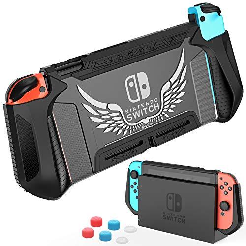 🥇 HEYSTOP Carcasa Nintendo Switch