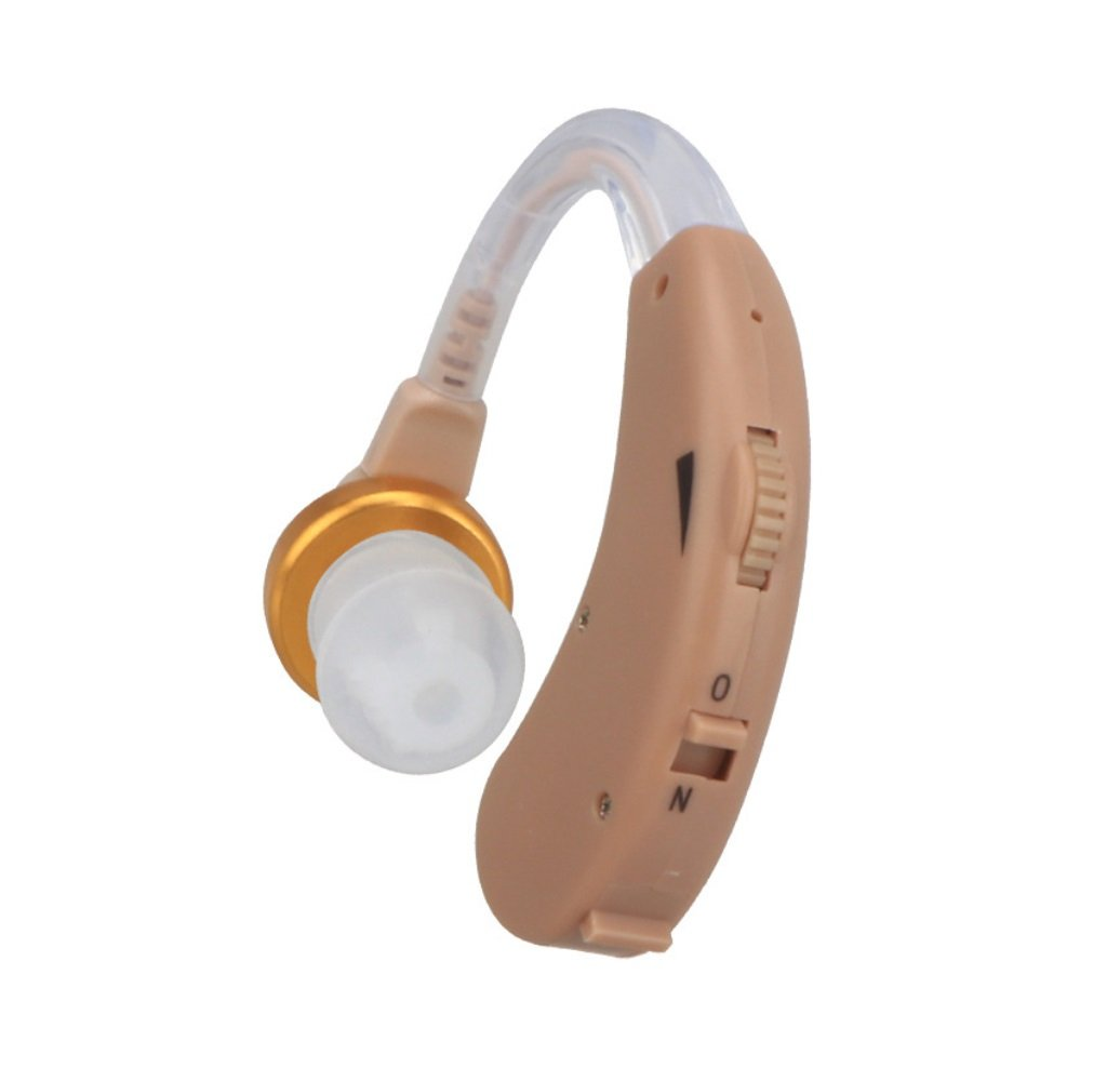 LJXAN Hearing Aid Hearing Aid Hearing Aid Earphones Hearing Aid Battery Charging Battery Band Noise Reduction Digital Audio Amplifier Advanced Headphone Sound Enhancer