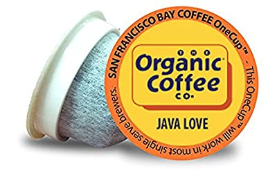 San Francisco Bay OneCup Organic Java Love Coffee 48 Ct