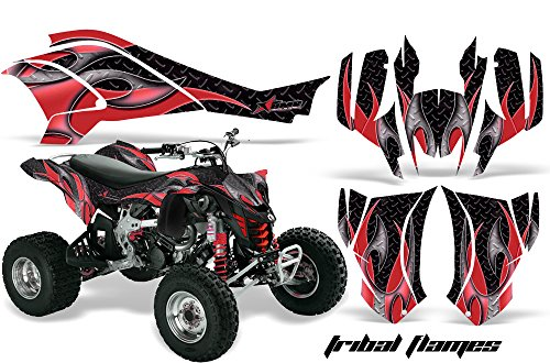 can am ds 450 graphics - 7