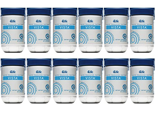 4Life Transfer Factor Vista (12 for the price of 11) by 4Life Research by 4life