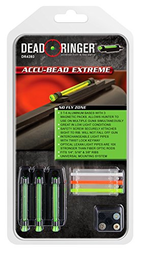 Dead Ringer Accu-Bead Extreme Shotgun Front Sight | Low Profile | Easy Install