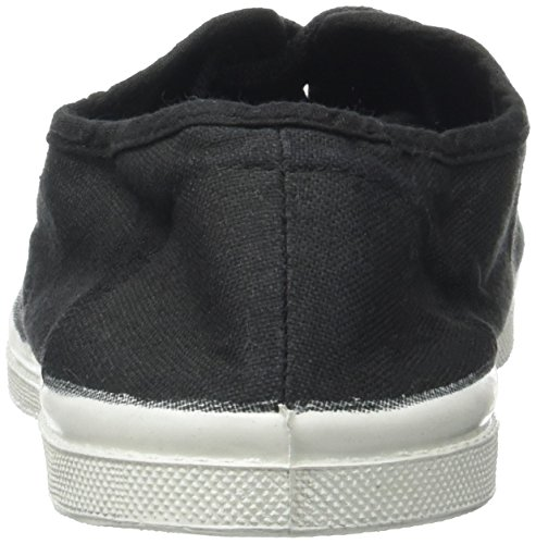 Homme Bensimon Carbone Tennis Baskets Noir xqgZCfZ
