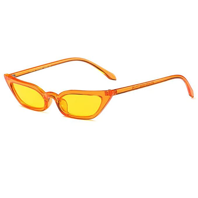 Huicai Unisexe Retro Vintage Eyewear mode petit cadre carré Mini lunettes de soleil USnjci1eAo