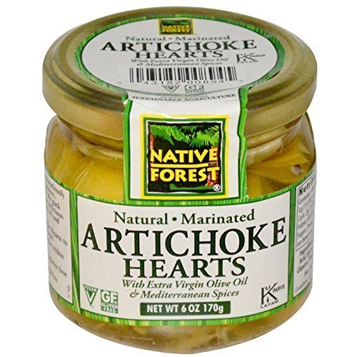 Native Forest Marinated Artichoke Hearts -- 6.5 oz by Native Forest ()