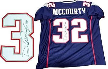 Autographed Devin McCourty Jersey - Custom - Autographed NFL Jerseys ... c07a95680
