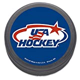 OLYMPICS USA Hockey Puck
