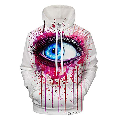 Printed 3D Hoodies Sweatshirts Men Hoodies Casual Tracksuits Male Pullover Clothes,for The mask 1,6XL -
