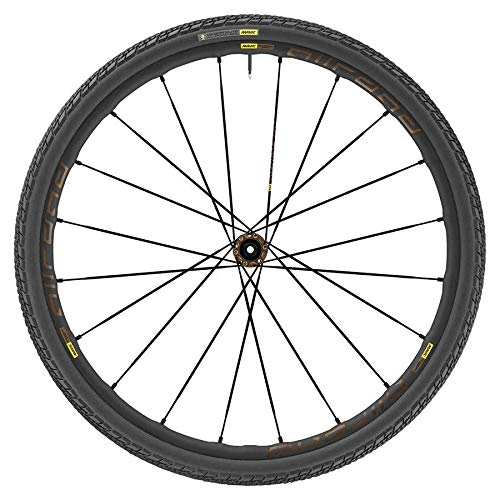 Mavic Allroad Pro Disc Wheel Front 700c 24 Spokes 12mm TA 100mm Disc is 6-Bolt