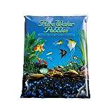 Worldwide Pure Water Pebbles Aquarium Gravel, 5-Pound, Midnight Glo