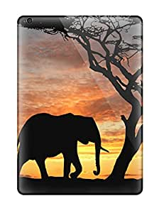 High Quality Shock Absorbing Cases For Ipad Air-elephant Family