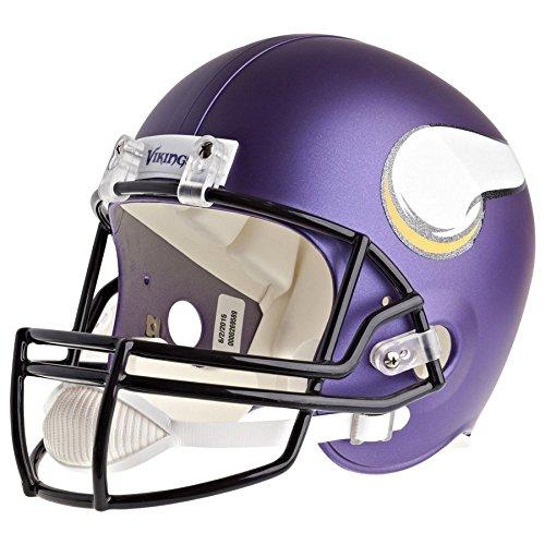 Minnesota Vikings Officially Licensed VSR4 Full Size Replica Football Helmet