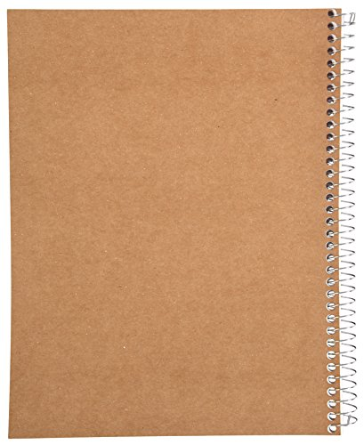 043100067108 - Mead 3-Subject Wirebound College Ruled Notebooks carousel main 3