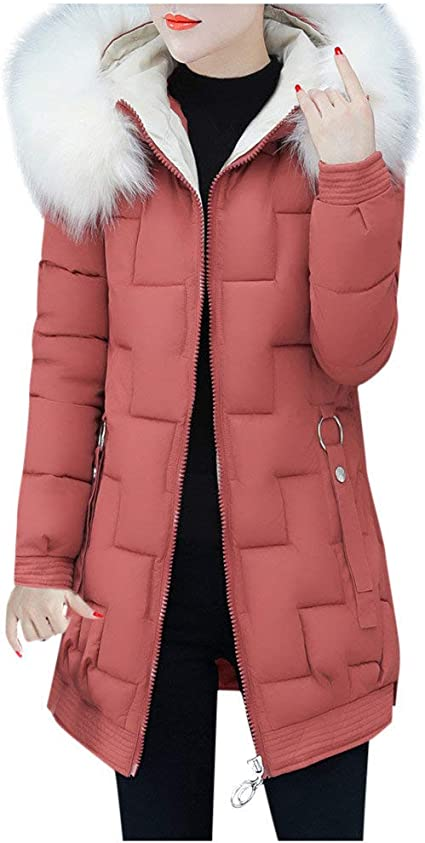 LianMengMVP Femme Doudoune Vintage femmes hiver Élégante