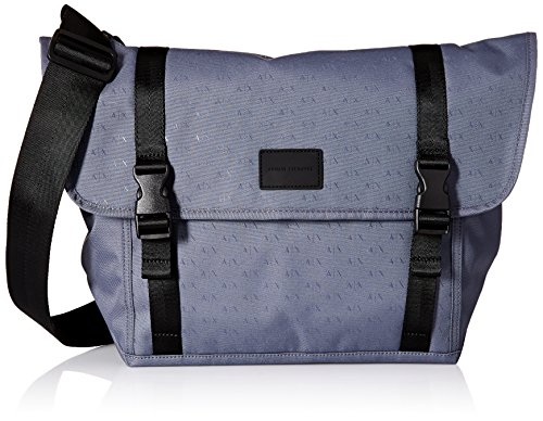 Over All Weight Messenger Bag X Exchange Dobby Armani Bags A Logo Nylon Alloy mens952032CC509Light Messenger 81TRq8U