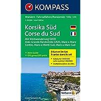 Corsica South 2251 GPS 3-Set kompass +AG D/F