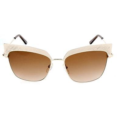 Karl Lagerfeld Sonnenbrille Kl247S Gafas de Sol, Blanco ...