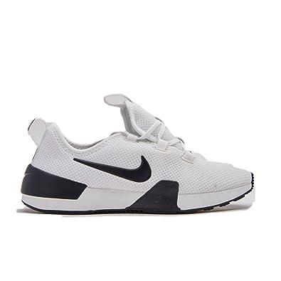 bliżej na wykwintny styl Nowy Jork NIKE Women's Ashin Run Modern Shoes (10, White/Black)