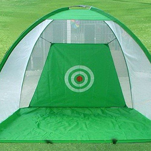 Hi-Pro Foldable Golf Practice Driving Chipping Hitting Net System Aid Training Cage by Hi-Pro (Image #3)
