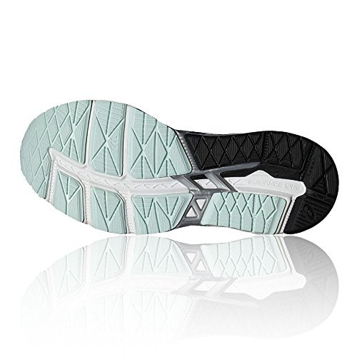 Foundation Gel 12 Azul Running Mujer Zapatillas de Asics zPqHww