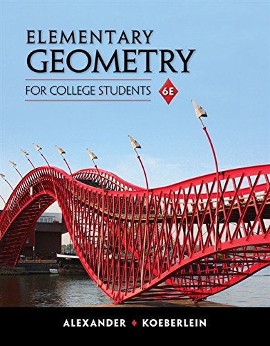 Pdf Math Elementary Geometry for College Students