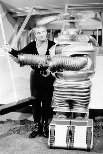 Lost In Space Bob May Jonathan Harris 24X36 Poster