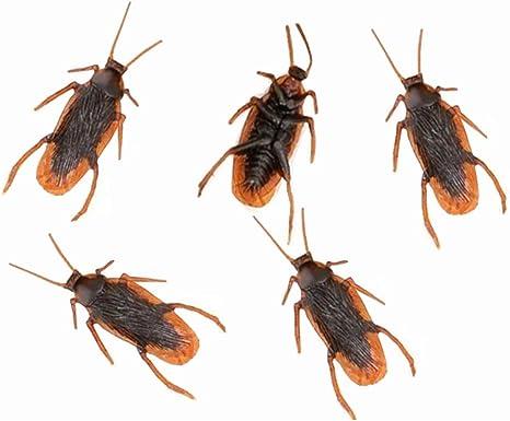 NAttnJf Simulación Poop Fly Cucaracha Divertido Broma Truco ...
