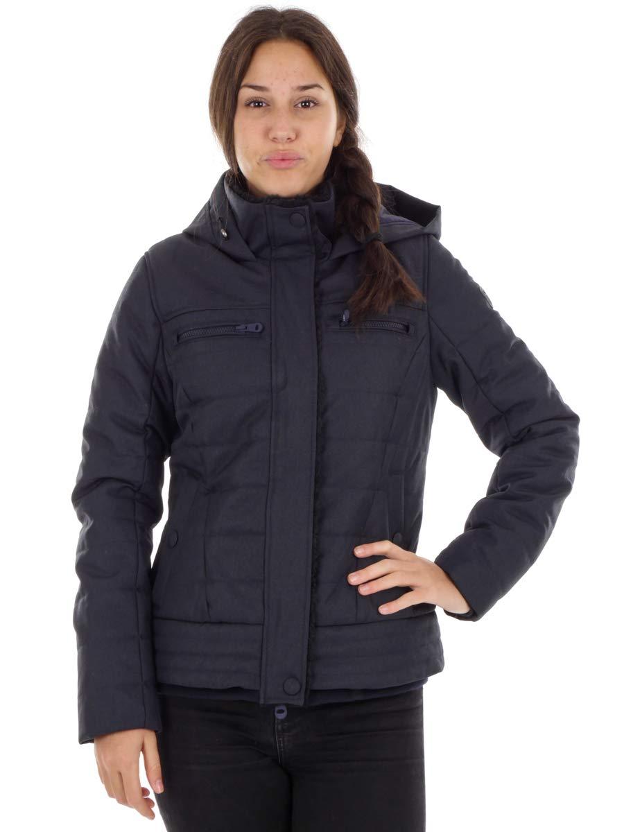 CMP Outdoorjacke Funktionsjacke Hoodie-Jacket BLAU Wasserabweisend 3K30676