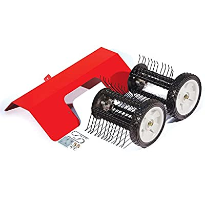 Earthquake DK43 DE-Thatcher Attachment KIT for Cultivator
