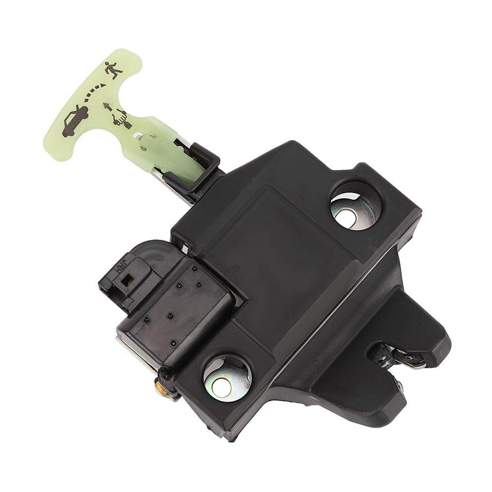 64600-06010 Tailgate Trunk Lid Latch Power Lock Actuator Fit for Voor de Volgende Suuonee Trunk Lid Lock iron