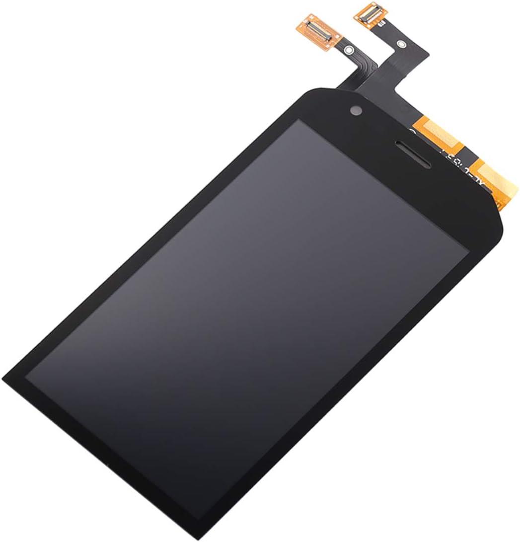Pantalla LCD digitalizador CENTAURUS para CAT S40,Negro