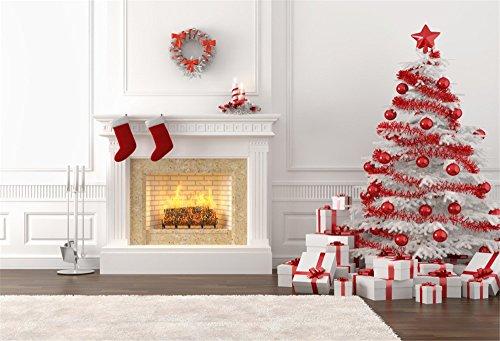 Christmas Photography Backdrops Yeele 7×5 ft HD Vinyl Background Paper Photo Studio Props No Creases