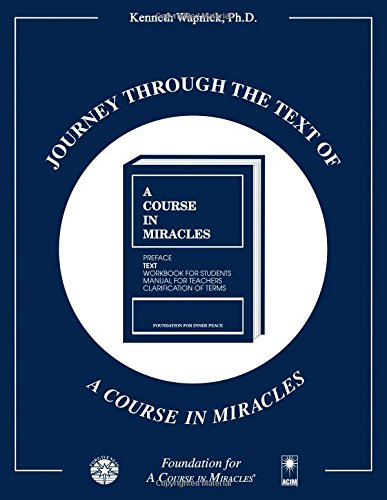 (Journey through the Text of A Course in Miracles (4-volume set) )