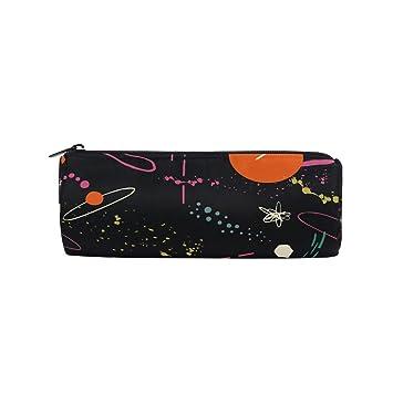Bonie - Estuche para lápices, diseño de planetas y estrellas ...