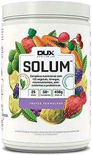 Solum - 450G Frutas Vermelhas - Dux Nutrition, Dux Nutrition