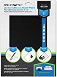 Best Glue For Leathers - Leather & Vinyl Adhesive Repair Patch (Black) Review
