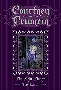 Courtney Crumrin: The Night Things by Ted Naifeh